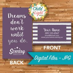 126 best authorized scentsy vendor scentsy business cards images authorized scentsy vendor business cards custom business card purple dreams personalized cards reheart Images