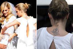 Guia Tatuagem: Tatuagens da Cara Delevingne - Diário da Aninha Carvalho