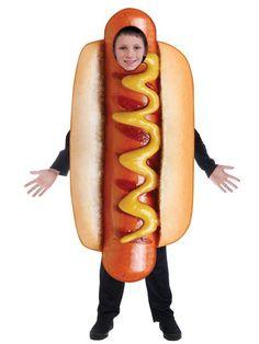 HOT DOG HAT XL FAST FOOD NOVELTY FANCY DRESS ADULT UNISEX SAUSAGE SUMMER BBQ