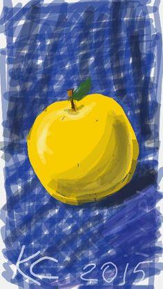 Люблю яблоки