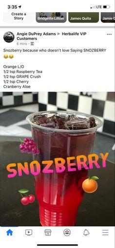 Herbalife Shake Recipes, Protein Shake Recipes, Herbalife Nutrition, Smoothie Recipes, Protein Shakes, Smoothies, Raspberry Tea, Raspberry Recipes, Smoothie