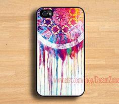 Dream Catcher iPhone 4 Case $3.88, Etsy.