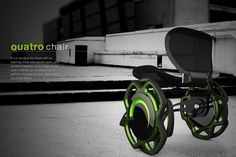 Quatro chair on Industrial Design Served