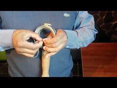 Fabricación de máquina de cortar botellas - YouTube