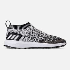 Boys Little Kids adidas RapidaRun Laceless Running Shoes
