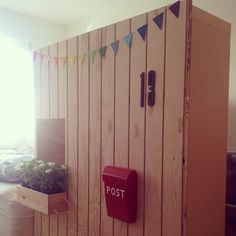 Indoor playhouse  Legehus Ikea hacking