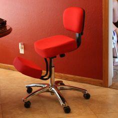 proergo ergonomic kneeling chair pinterest kneeling chair