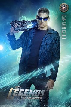 Legends of Tomorrow - Captain Cold