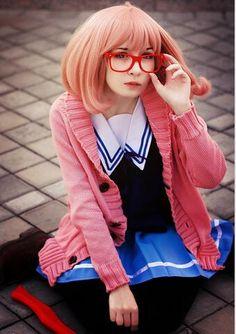 $16.58 (Buy here: https://alitems.com/g/1e8d114494ebda23ff8b16525dc3e8/?i=5&ulp=https%3A%2F%2Fwww.aliexpress.com%2Fitem%2FHot-Sale-Kyoukai-no-Kanata-Mirai-Kuriyama-Short-Cosplay-Wig-Anime-Beyond-the-Boundary-Mirai-Synthetic%2F32660076799.html ) Hot Sale Kyoukai no Kanata Mirai Kuriyama Short Cosplay Wig Anime Beyond the Boundary Mirai Synthetic Hair for just $16.58