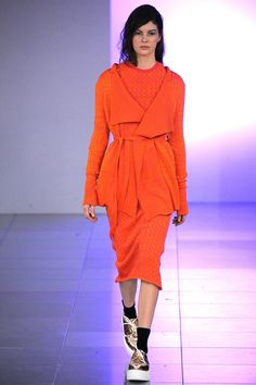 Mark Fast | Fall 2014 Ready-to-Wear Collection | Style.com