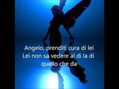 Francesco Renga - Angelo (with lyrics) - Guardalo