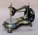 The Jones Hand Machine / Sewing Machine
