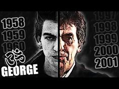 GEORGE HARRISON's Face Change '58-'01 (& best songs) - YouTube