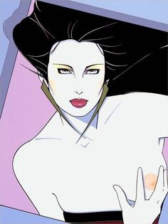 New Pop Art Woman Patrick Nagel Ideas Patrick Nagel, Art Sketches, Art Drawings, Sexy Drawings, Picasso, Nagel Art, Pop Art Women, Erotic Art, Artist Art