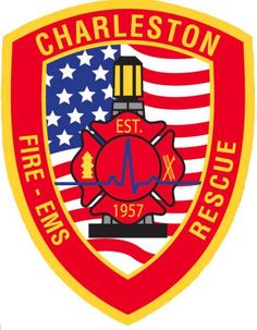 Charleston Rural Fire Protection District Logo