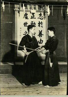 old kodachi waza #kendo #budo #giappone #fotografia
