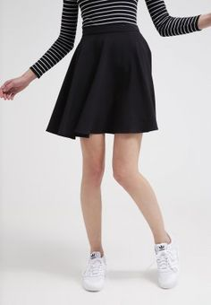 mint&berry A-Linien-Rock - black - Zalando.de
