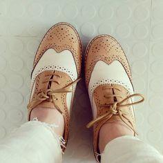 Udaberriko zapatak #shoes #oxford #gentlemen #comfy #beige #spring #new #classy #classic