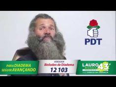 Candidatos bizarros - Eleições 2016