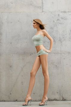 Girl with an awesome legs