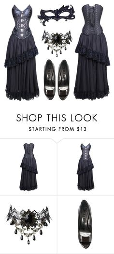 """""""Midnight Dance"""" by rebelsmarket-0 on Polyvore"""