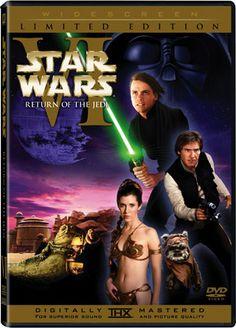 Star Wars Episode VI: Return of the Jedi (Limited Edition)