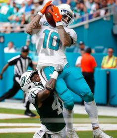 Splash Play Stills = When discussions turn to Miami's skill position players, the conversation usually begins with Jarvis Landry. Understandably so, because.....