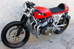 1972 honda cb750k cafe racer | joker machine