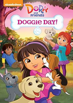 Dora and her friends help a singing dog, Cusco, find his lost puppy brothers and bring them to Doggie Adoption Day. Dora And Friends, Friends Girls, Baby Alive Dolls, Adoption Day, Tiny Puppies, Movies To Watch Online, Watch Movies, Dora The Explorer, Mystery Thriller