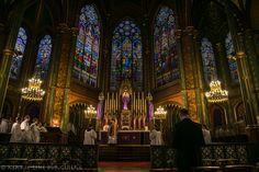 Messe basse du Mercredi Saint 2015
