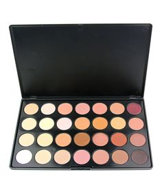 Another great find on #zulily! Crown Brush 28-Color Neutral Eye Shadow Palette by Crown Brush #zulilyfinds