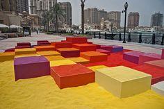 ADAM KALINOWSKI, THE DREAM CITY on ArtStack #adam-kalinowski #art