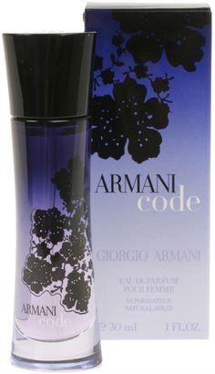 Giorgio Armani, Code. Eau De Parfum #parfume