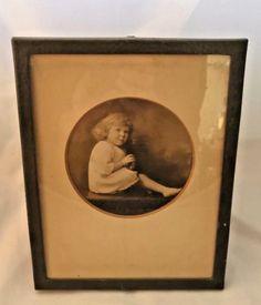 Arts & Crafts Hammered Pewter Antique Argent England Picture Photo Frame…