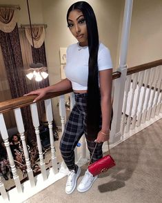 Boujee Outfits, Cute Swag Outfits, Chill Outfits, Dope Outfits, Outfits For Teens, Stylish Outfits, Summer Outfits, Fashion Outfits, Black Girl Fashion