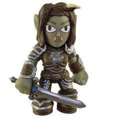 Funko Mystery Minis Warcraft Garona With Armor Vinyl Figure