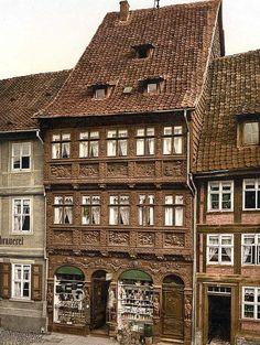 altes Haus im.Harz, Germany