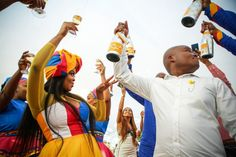 Malawian wedding inspiration| Traditional South African weddings rich in love and culture. Also featuring wedding tips, tricks, advice and ideas. Sepedi Traditional Dresses, African Traditional Wedding Dress, Wedding Goals, Wedding Tips, Wedding Blog, African Wedding Attire, South African Weddings, Wedding Inspiration, Culture