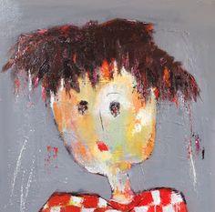Art 'n Pepper Abstract Face Art, Art Visage, Blue Horse, Inspiration Art, Funny Faces, Pablo Picasso, Pop Art, Artsy, Sculpture