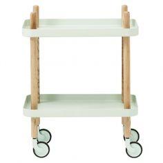 Block pöytä, mintunvihreä - 220€ -