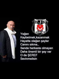 BEŞİKTAŞ AŞK TIR  ŞEREF TİR....