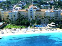 """Nassau - Hilton British Colonial Day pass (walk from port) - cruise reviewer says this option has a """"more adult atmosphere"""" than most - I like that."""