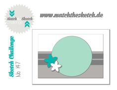 Willkommen zu Sketch Nr. 147 bei Match the Sketch! Ihr habt bis Dienstag, 20 Uhr (MEZ) Zeit um an der Challenge teilzunehmen. Welcome ...