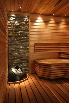 Sauna is truly beneficial since it is a really the most natural method of detoxifying yourself. The whole infrared sauna is created of solid Hemlock wood. There are a lot of home saunas for sale in the current market and… Continue Reading → Diy Sauna, Sauna Ideas, Sauna Steam Room, Sauna Room, Basement Sauna, Saunas, Indoor Sauna, Indoor Outdoor, Indoor Pools
