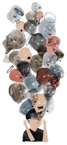 NYT: schizo - Keith Negley