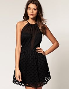db77803c2e5e ASOS | Online shopping for the Latest Clothes & Fashion. Asos Party DressesAsos  Lace DressSexy Summer DressesDresses For SaleBlack Polka Dot ...