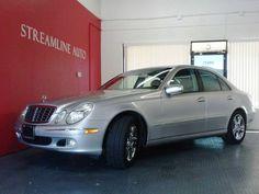 2004 Mercedes e500w for sale. Temecula CA