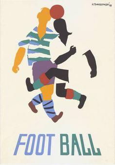 Football Football Tomaszewski Henryk Polish Poster
