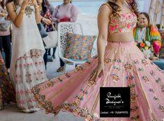 Choose from the fresh collection of Lehengas at best price. #custommade #fashionblogger #indianfashion #instagood #indianwedding #indianfashion #fashion #designersaree #desibride #indianbride #designerlehenga #bridalmakeup #bridesmaid #lehenga #lengha #wedding #bridal #bridallehenga #engagementlehengas #lehengastyle #lehengalove #bridaloutfits #bridallehengadesigner #bridallehengausa #bridallehenga #bridal #mirror #work #lehenga #ethnic #indianwear #lehengacholi #bridestobe #bridesmaid… Chandigarh, Rajasthani Lehenga Choli, Lehenga Wedding Bridal, Lehenga For Girls, Lehenga Online Shopping, Lehenga Images, Saree Hairstyles, Indian Clothes Online, Modern Saree