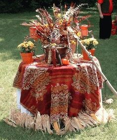 Gypsy Magic: Ritual For Mabon September 21